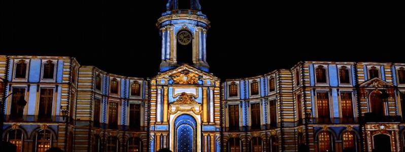 Image vidéo Franck L. Hotel de ville de Rennes
